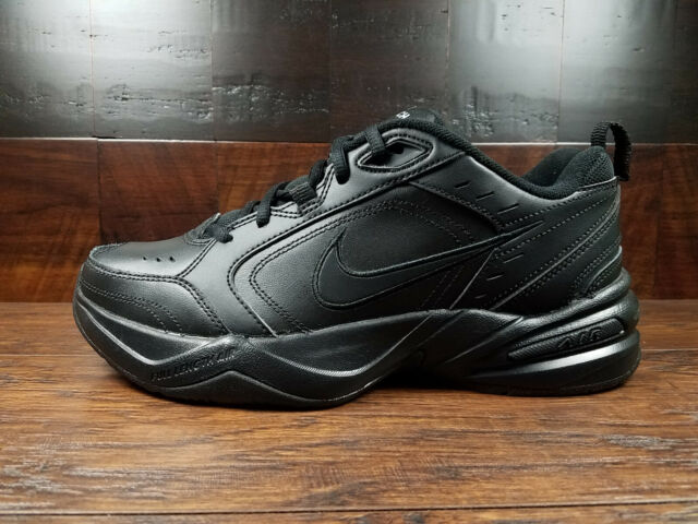 Size 7.5 - Nike Air Monarch IV Black
