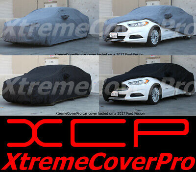 2010 2011 2012 2013 Ford Focus Hatchback WATERPROOF CAR COVER W//MIRRORPOCKET BLK