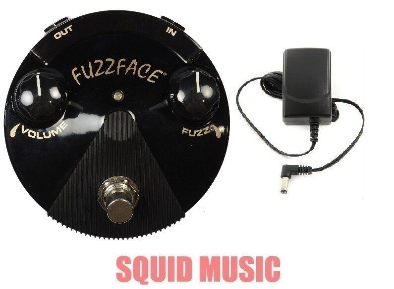 Jim Dunlop Joe Bonamassa Edición Limitada Mini Fuzz Face Face Face ffm4 (adaptador Gratis) 5b358c