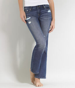 NWT-50-Destructed-Bootcut-Chelsea-Jean-jeans-new