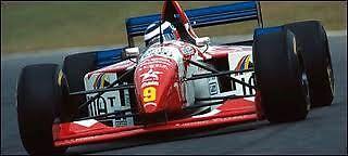 KIT BBR RARE FOOTWORK   FA16 GP 1995  REF MET40