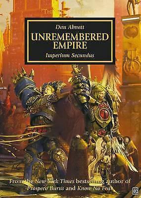 1 of 1 - Abnett, Dan, The Unremembered Empire (The Horus Heresy), Very Good Book