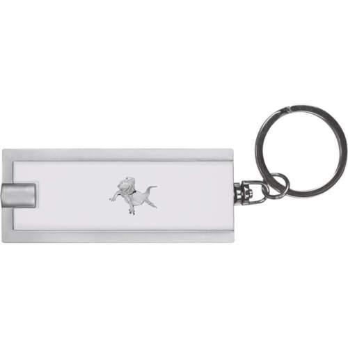 /'Bearded Dragon/' Keyring LED Torch KT00002894