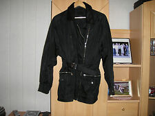 Schwarze Prada Damenjacke, Gr. XL