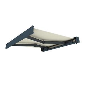 Balkonmarkise-Sonnenschutz-Balkon-Markise-Kassettenmarkise-beige-6-x-3-m-B-Ware