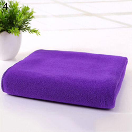 35x75cm Microfibre Travel Gym Camping Sport Fast Drying Absorbent Cleaning Towel