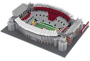 0c354cd5143 Alabama Crimson Tide FOOTBALL STADIUM Lego-type 3D Building Set NCAA ...