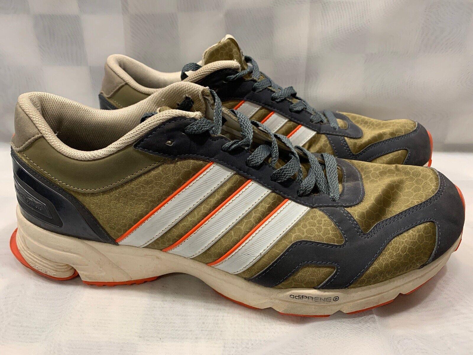 Adidas Marathon 10.5 MG Laufen Herren Schuhgröße 12 (M25850)