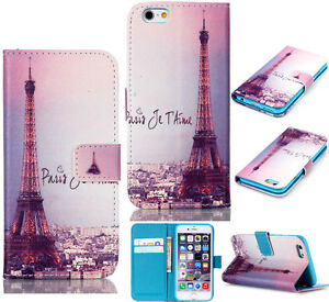 New Leather Flip Wallet Case Cover for Samsung Galaxy Trend Plus GT-S7580 S7582 | eBay