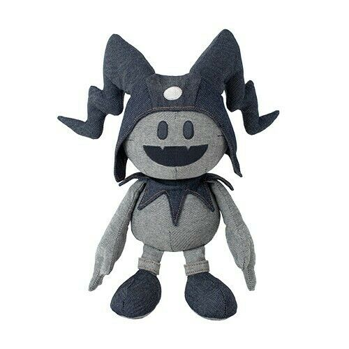 PSL ATLUS Shin Megami Tensei Jack Frost Denim Plush Digital Devil Selection f//s