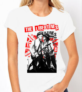 The-Libertines-Pete-Doherty-Music-Group-Band-Ladies-T-Shirt