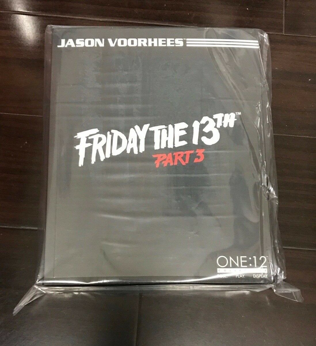 WC77160  Mezco Friday the 13th parte 3 Jason Voorhees One 12 colectiva, En Stock