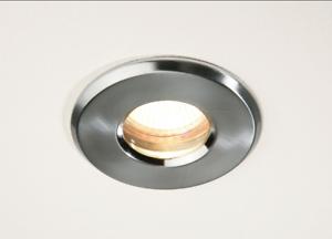 Plafoniere Ip65 : Ip downlights gu bathroom ceiling lights shower mains halogen