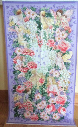 """1 colorido Sueño de Hadas/"""" /""""Quilting//Ménsula Coser panel de tela de decoración del hogar"""