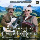 Homenaje A Cornelio Reyna * by Don Chayo/Kiko Montalvo (CD, Mar-2013, Select-O-Hits)