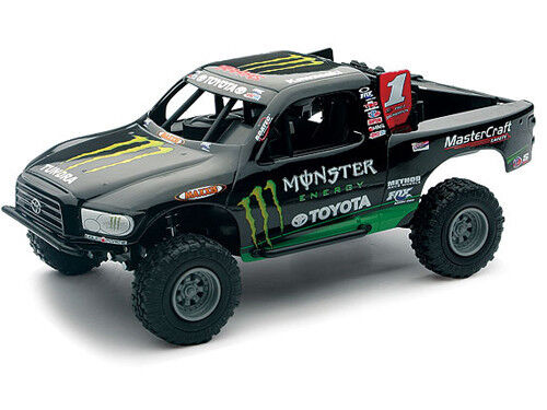 JOHNNY GREAVES MONSTER ENERGY TOYOTA TUNDRA OFF ROAD RACE TRUCK 1/24 71223