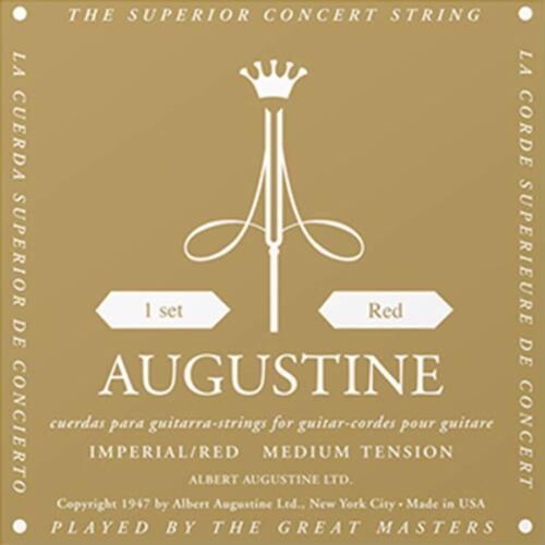 Gitarrensaiten red Bass medium tension Augustine Imperial