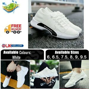 Mens Trainers Slip On Casual Walking Running Gym Shoes 6//6.5//7.5//8//9//9.5 Uk
