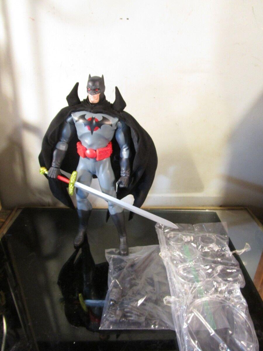 Medicom DC Comics  Flashpoint Batman Real Hero Action Figure