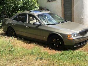 2002 Lincoln LS ls