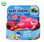 Baby Shark chanter et bain jouet de bain-Baby Mummy Daddy Shark Sing /& Swim chanson