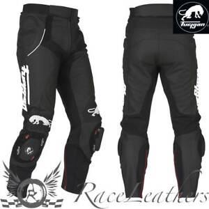furygan raptor noir cuir blanc moto moto sports pour pantalon moto ebay. Black Bedroom Furniture Sets. Home Design Ideas