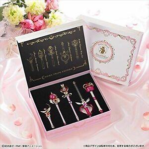Sailor-Moon-25th-Stick-amp-Rod-Moon-Prism-Edition-Bandai-figure-Toy-LTD-Japan-F-S