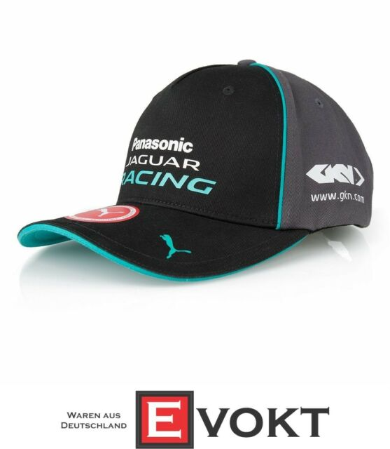 8c765ddce66 Original Jaguar Formula E Racing Baseball Cap Hat 50JECH303BKA for ...