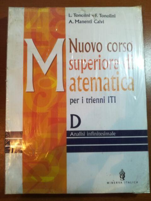 Nuovo corso superiore di matematica - AA,.VV. - Minerva - 2002 - M