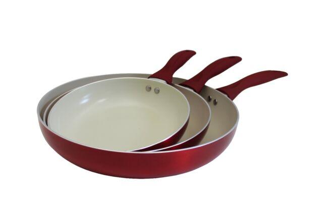 Green Pan York Pro 11 Pc Ceramic Non Stick Cookware Set For Sale Online Ebay