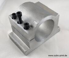 CNC-Fräse HF Spindelaufnahme Spindelhalter Halterung 65mm spindle mount bracket