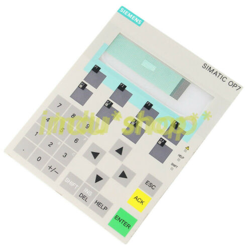 For Siemens OP7 6AV3607-1JC20-0AX1 6AV3607-1JC20-0AX2 Membrane Keypad Keyboard