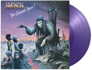 Magnum - The Eleventh Hour  Purple Vinyl LP + 2 Bonustracks Worldwide 1000 NEU