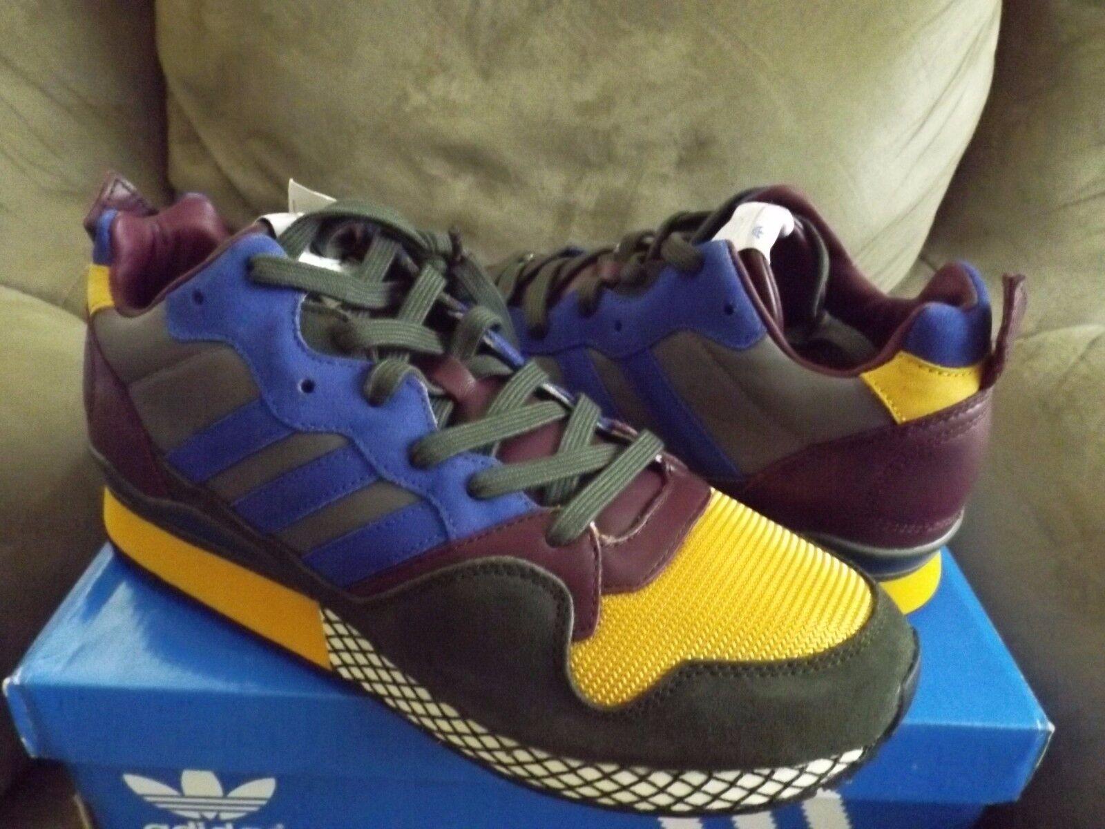 Adidas ZXZ 930 84-Lab Men's Sneakers STOGRE/POBLUE/LBone M25790 New with Box