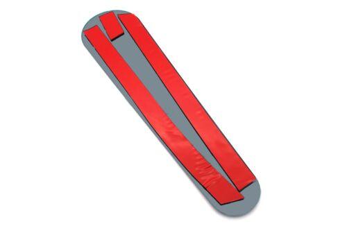 "Acrylic Dash Insert for 2006-2007 Harley FLHX Street Glide /""Mirror/"""