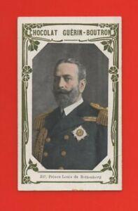 Kitschbild Guérin Boutron - 317 - Fürsten- Louis von Battenberg (K7219)