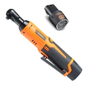 Image Is Loading Vonhaus Cordless 3 8 034 Electric Ratchet Wrench