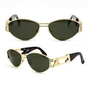 5088ddeca06ab Image is loading GLASSES-GIANNI-VERSACE-S75-030-VINTAGE-SUNGLASSES-NEW-