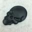 1pc-3D-Metal-Skeleton-Skull-Car-Motorcycle-Side-Trunk-Emblem-Badge-Decal-Sticker miniature 2