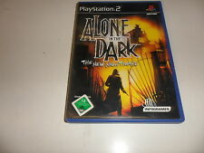PlayStation 2  PS 2   Alone in the Dark: The new Nightmare  (1)