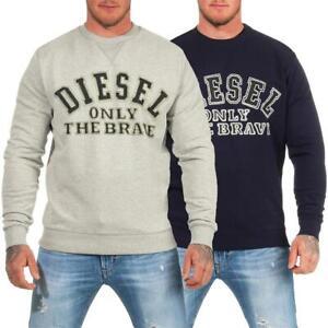 DIESEL-S-Joe-B-Sweatshirt-Herren-Pullover-Sweater-Pulli