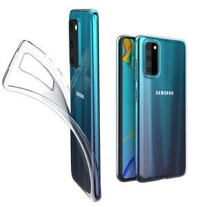 Housse-pour-Samsung-Galaxy-S20-Silicone-Noir-Ultra-Slim-Etui-Pare-Chocs