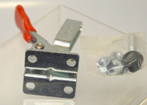 Toggle Clamp 4 Pcs of Horizontal Clamp#CH-201-B by Clamptek