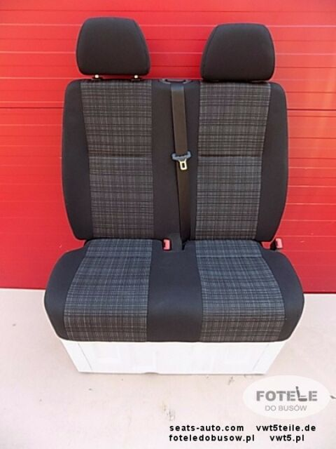 Buy Seat Front Mercedes Sprinter 906 Tunja Double Passenger Bench