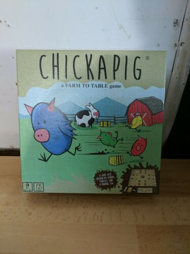 $3.25 flat shipping! Chickapig Board Game Replacement Parts//Pieces//Cards