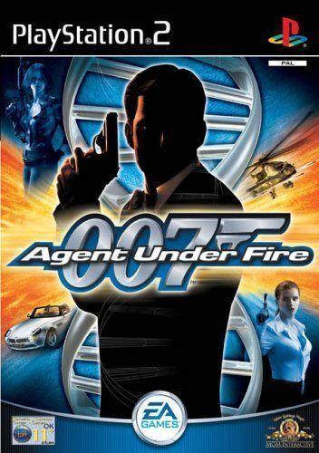 James Bond 007: Agent Under Fire (Sony PlayStation 2, 2001) - US Version