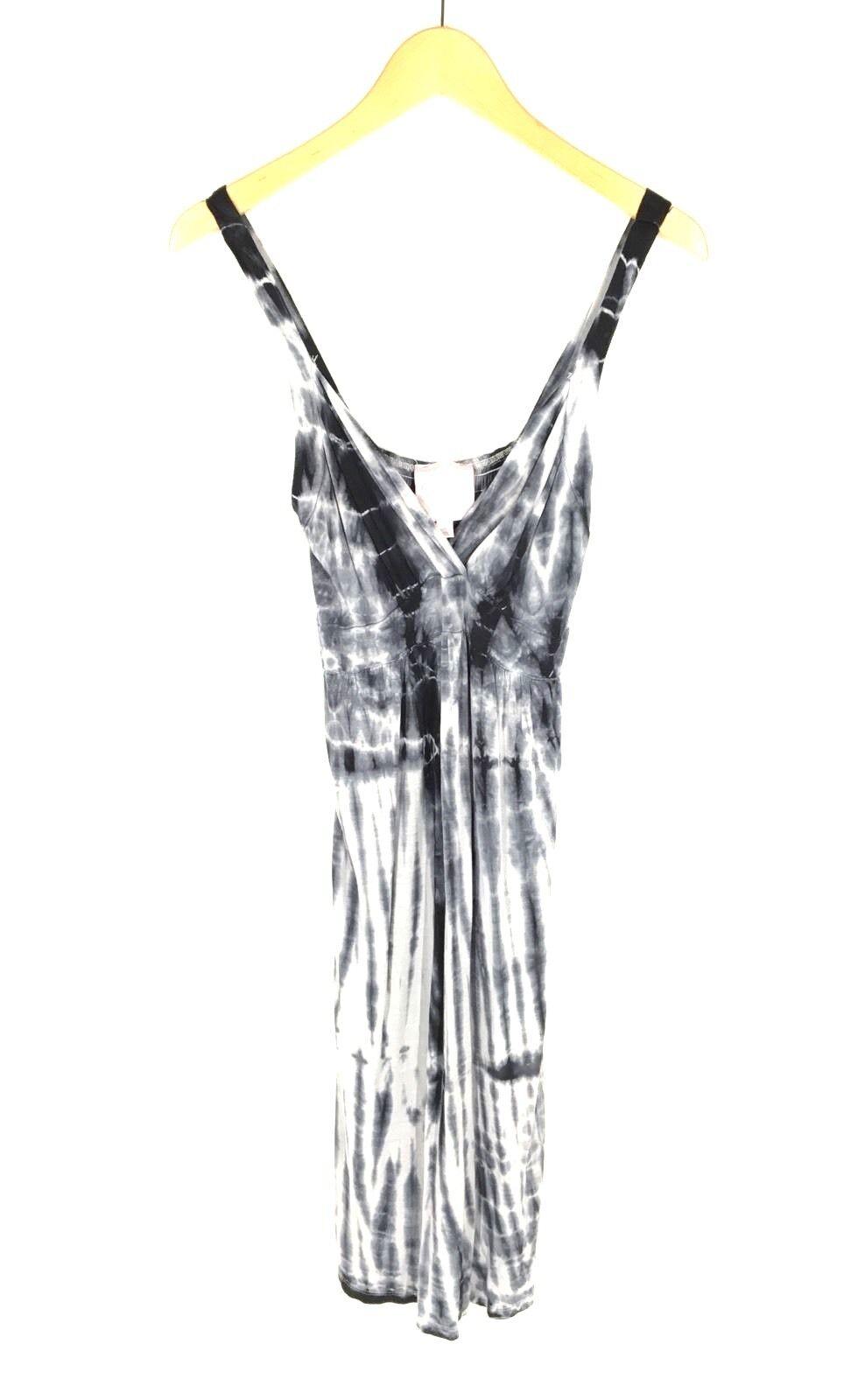 Romeo and Juliet Small schwarz & Weiß Tie Dye Dress