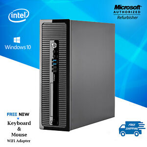 Fast-HP-ProDesk-400-G1-SFF-Intel-Core-i5-4570-3-2GHz-16G-SD-HD-Business-Computer