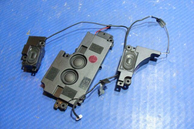 "807535-001 HP SPEAKER RIGHT LEFT KIT ENVY M6-W M6-W101DX SERIES /""GRADE A/"""