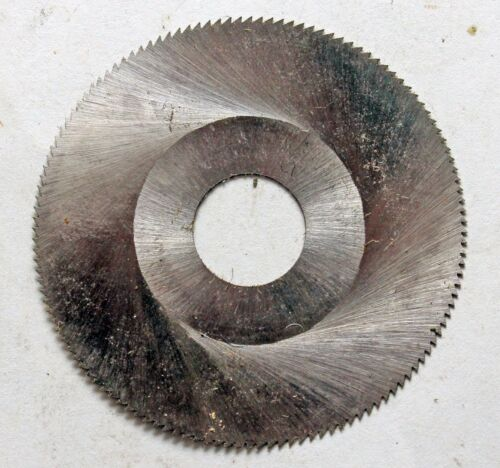 1 St 0,6 oder 0,8 x 13 mm 0,4 Sägeblatt Scheibenfräser HSS 50 x 0,2 0,5 0,3
